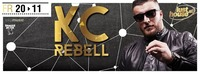 KC REBELL -live- CLUBSHOW@Lusthouse