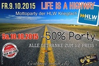 ★★★Cestlavie LIFE IS A HIGHWAY  / -50% weekend (9.& 10.10.2015)★★★@Cestlavie