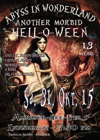 HELL-O-WEEN + 13 Jahre ABYSS@Abyss Bar