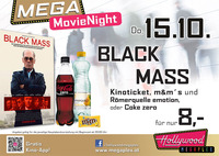 MEGA MovieNight: Black Mass