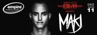 MAK J  @  RAVEolution EDM@Empire St. Martin