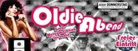 OLDIE ABEND - Freier Eintritt - GRATIS-Welcome-Drink f. Ladies@Brooklyn