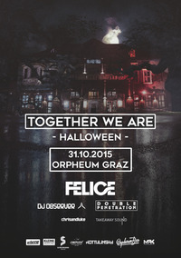 TOGETHER WE ARE - Halloween