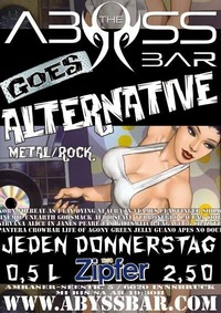 Alternative Club + MASTER Aftershow@Abyss Bar
