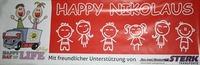 Happy Nikolaus@Am Garnmarkt