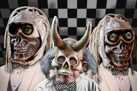 THE RESIDENTS (us)@Arena Wien