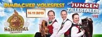 Dimbacher Volksfest mit