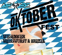 Abyss Oktoberfest hosted by Samplefux@Abyss Bar