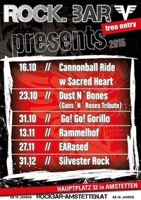 !!! DUST N'BONES (GUNS N'ROSES TRIBUTE)live@rock.BAR!!!