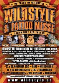 Wildstyle & Tattoo Messe@Tabakfabrik