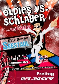 OLDIES vs. SCHLAGER@Disco Coco Loco