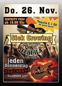 Sick Crowing LIVE!@Excalibur