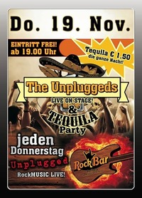 The Unpluggeds LIVE!@Excalibur