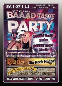 Bäaäd Taste Party@Excalibur