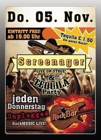 Screenager LIVE!@Excalibur