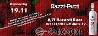 Razzi-Fazzi@Discothek Concorde