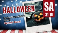 ROCKYS HORROR PICTURE SHOW @Halloween!@Rockys Music Bar