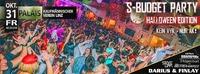 S-Budget Party Linz - OÖs größte Halloweenparty