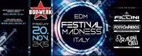 EDM FESTIVAL MADNESS ITALY!