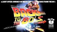 BACK TO THE 80s@Club U