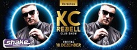 KC REBELL -live- CLUBSHOW