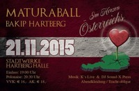 Maturaball der Bakip Hartberg 2015@Hartberghalle