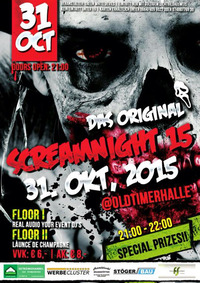 Screamnight das Original 15@Oldtimerhalle Blindenmarkt