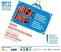 MUSIC UNITES! @Stadttheater  Sterzing