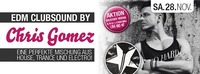 EDM Clubsound by  Chris Gomez@Cube One