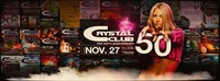 CRYSTAL CLUB - the 50th Anniversary