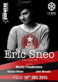 ROTER MOND pres. Eric Sneo (Tronic | Cubbo | GER)
