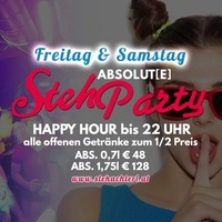 Absolut[e] Stehparty