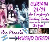 Everybody´s Darling: Ric Piccolo [Bordello A Parigi/ARG] + Furor Exótica (live)