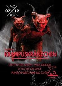 Krampuskränzchen - legendary over 16@Johnnys - The Castle of Emotions