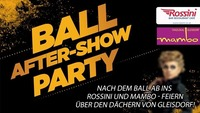 BRG GLEISDORF - BALL AFTER-SHOW PARTY@Rossini