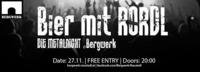 BIER MIT RÖRDL Metalnight @Bergwerk@Bergwerk