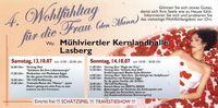 4.Wohlfühltag für die Frau@Kernlandhalle Lasberg