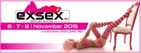 ☆ EXSEX 2015 | Erotic Event ☆@Exclusive Club