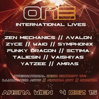 ONE  International Electronic Music & Art Experience