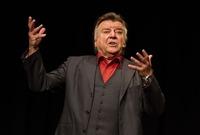 Lukas Resetarits SCHMÄH kabarett direkt live Übertragung auf Ö1, Beginn pünktlich, kein Nacheinlass möglich@Stadtsaal Wien