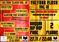 Culture Clash Vol. III