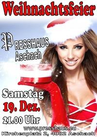 Weihnachtsfeier im Presshaus Aschach @Presshaus Aschach