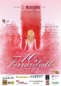 """10. Ferrariball - """"Red Carpet - Ein Stilvoller Abgang""""@Kurhaus Meran"""