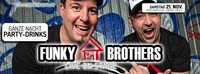 FUNKY HOUSE BROTHERS live on stage@Brooklyn