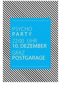Psychoparty@Postgarage