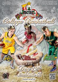 ACSL Christmas ❄ College Basketball Tournament@Stadthalle B