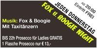 FOX und BOOGIE Night.
