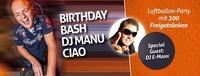 Duke Birthday Bash DJ Manu Ciao vs. E-Maxx