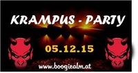 KRAMPUS-PARTY@Boogie Alm