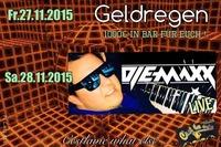 ★★★ Cestlavie DJ EMAXX weekend (27.& 28.11.2015)★★★@Cestlavie